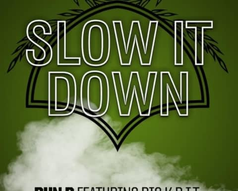 New Music Bun B (Ft. Big K.R.I.T.) - Slow It Down