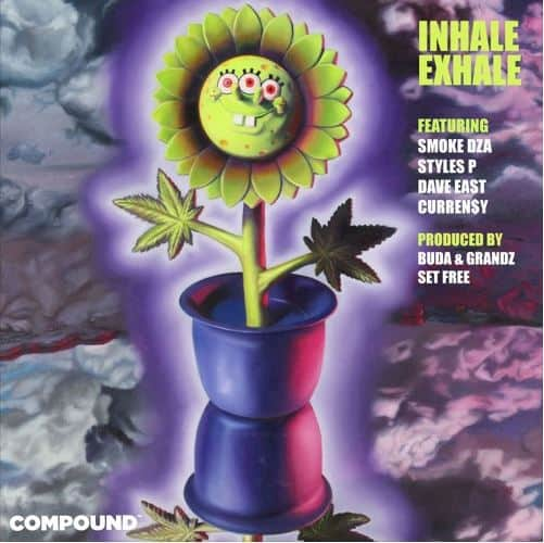 New Music Compund (Ft. Currensy, Smoke DZA, Styles P & Dave East) - Inhale Exhale