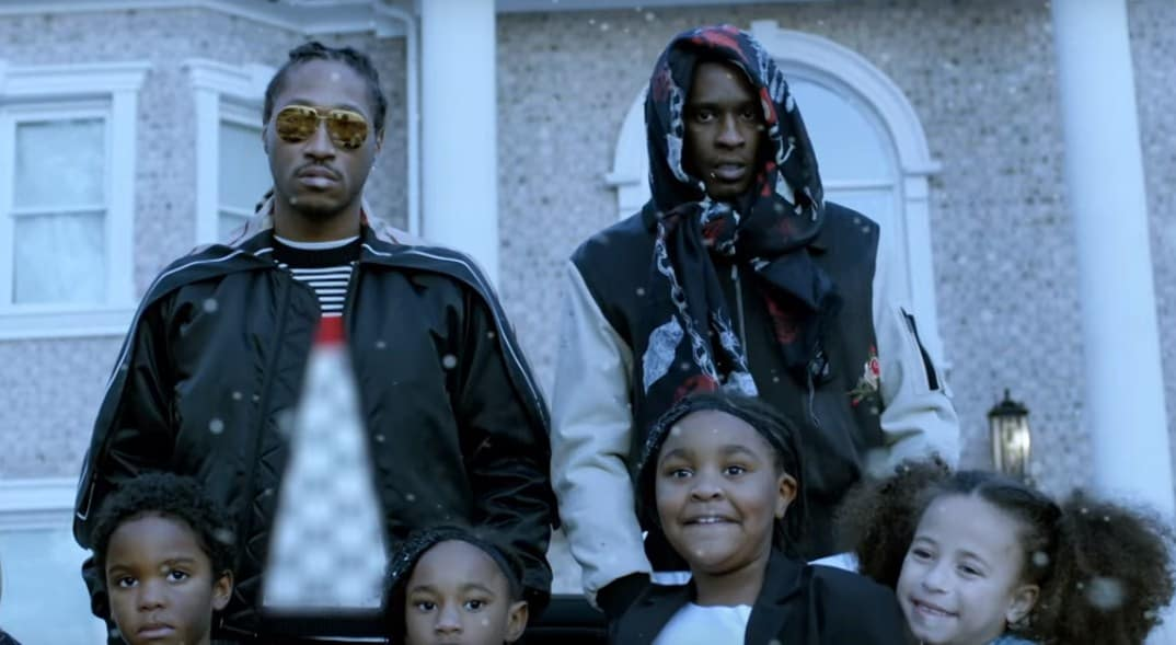 New Video Future & Young Thug - Group Home