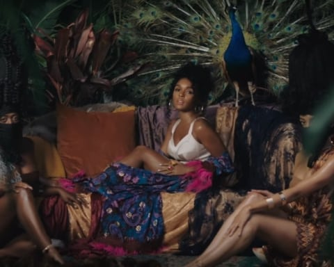 New Video Janelle Monáe - I Like That