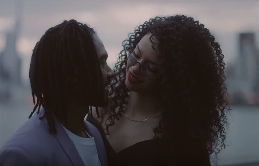 New Video Miguel (Ft. J. Cole) - Come Through & Chill