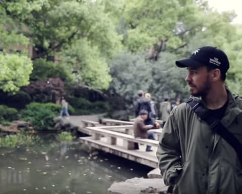 New Video Mike Shinoda (Feat. blackbear) - About You