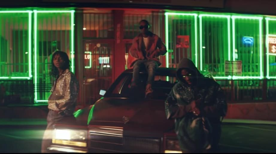 New Video Rae Sremmurd (Ft. Travis Scott) - Close