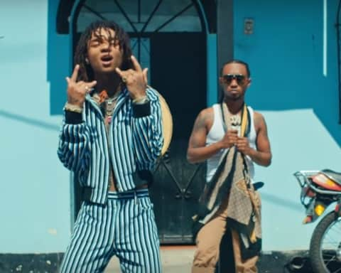 New Video Swae Lee (Ft. Slim Jxmmi) - Guatemala