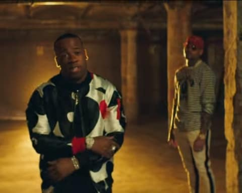 New Video Yo Gotti (Ft. Chris Brown) - Save It For Me