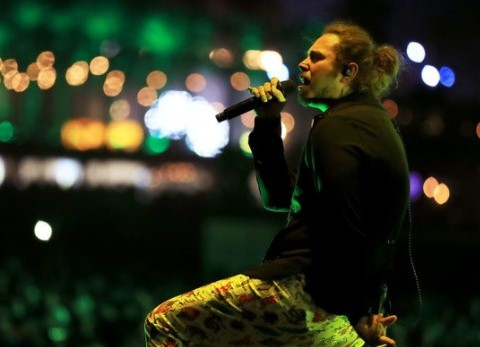 Post Malone Debuts Spoil My Night Ft. Swae Lee At Coachella 2018