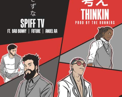 Spiff TV Ft. Future, Bad Bunny & Anuel AA - Thinkin