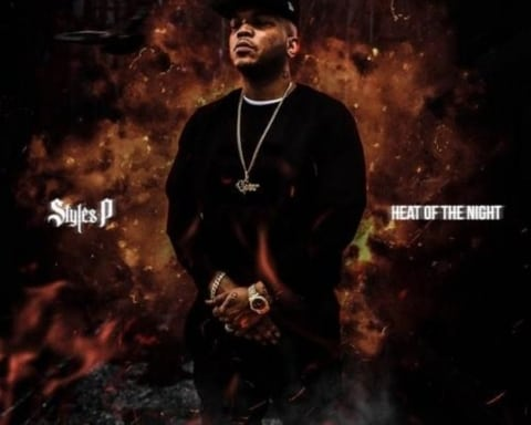Styles P Announces New Album 'G-Host'; Releases 1st single 'Heat Of The Night'