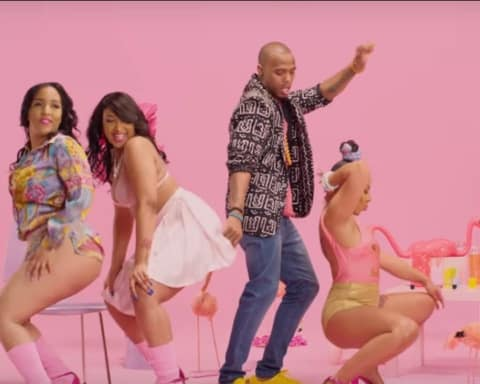 Watch B.o.B Releases New Song & Video 'Cuello'