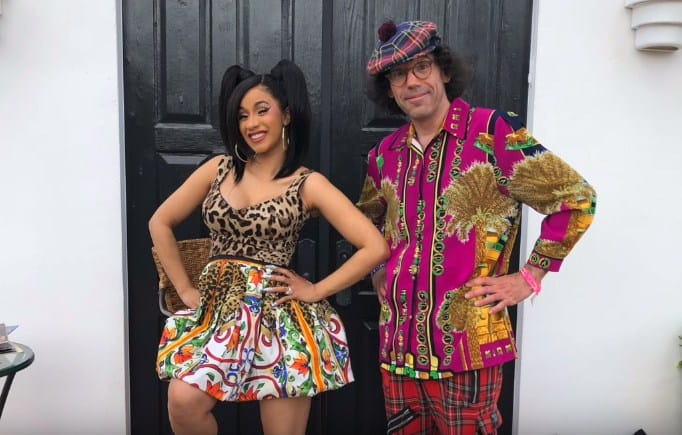 Watch Cardi B's Interview with Nardwuar
