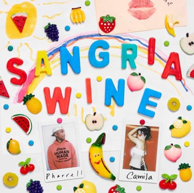 New Music Camila Cabello & Pharrell - Sangria Wine