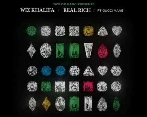 New Music Wiz Khalifa (Ft. Gucci Mane) - Real Rich