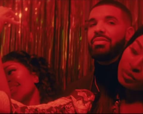 New Video Drake -I'm Upset