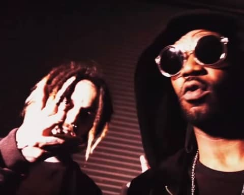 New Video Juicy J - Choke Hold