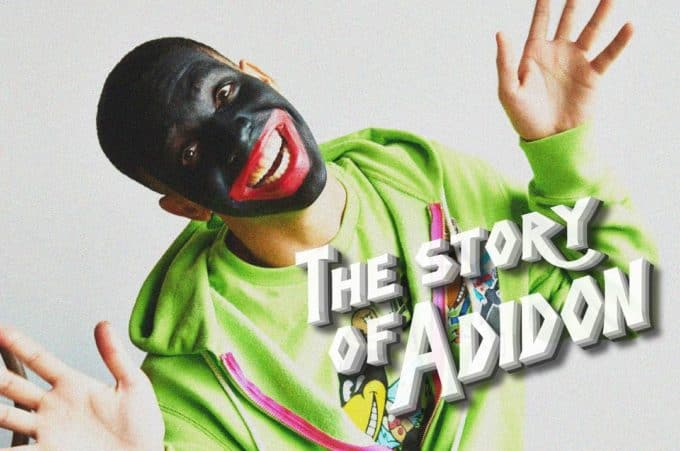 Pusha T - The Story Of Adidon (Drake Diss)