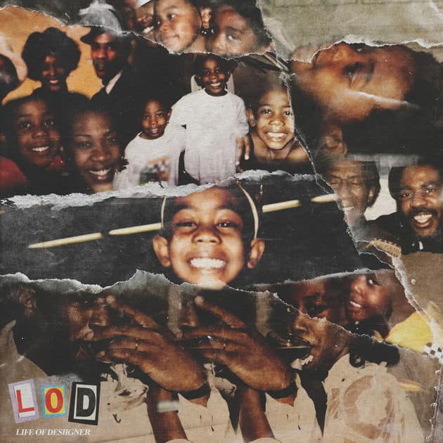 Stream Desiigner's New Surprise EP 'L.O.D.'