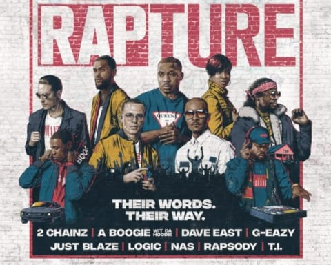 Stream Netflix's 'Rapture' Series Soundtrack Feat. New Music From Logic, Nas, G-Eazy, Dave East, 2 Chainz, T.I. & More