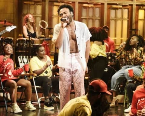 Watch Childish Gambino Debuts New Song 'Saturday' on SNL