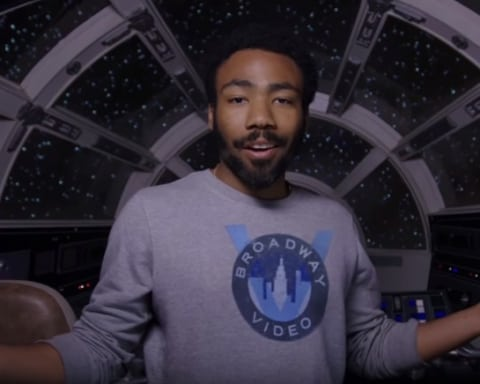 Watch Donald Glover Gives A Tour of the Millennium Falcon in New 'Solo A Star Wars Story' Promo