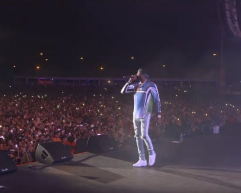 Watch Meek Mill's First Performance Since Prison Release (At Rolling Loud)