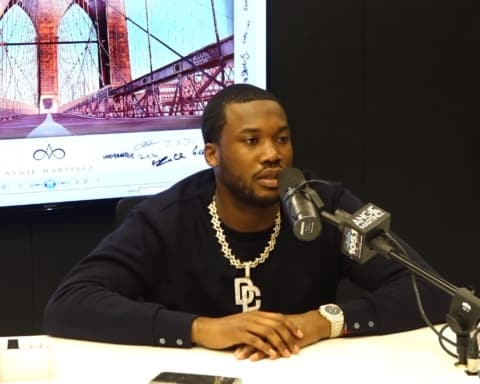 Watch Meek Mill's Interview on The Angie Martinez Show on Power 105