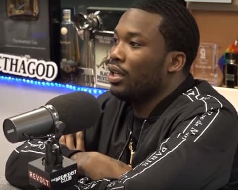 Watch Meek Mill's Interview on The Breakfast Club