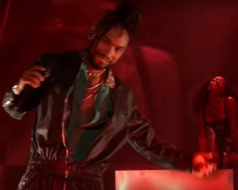 Watch Miguel Performs 'Come Through And Chill' on Jimmy Fallon
