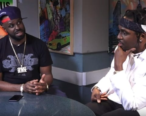 Watch Pusha T Talks New Album 'DAYTONA', Drake's Diss & More with Funk Flex on Hot 97
