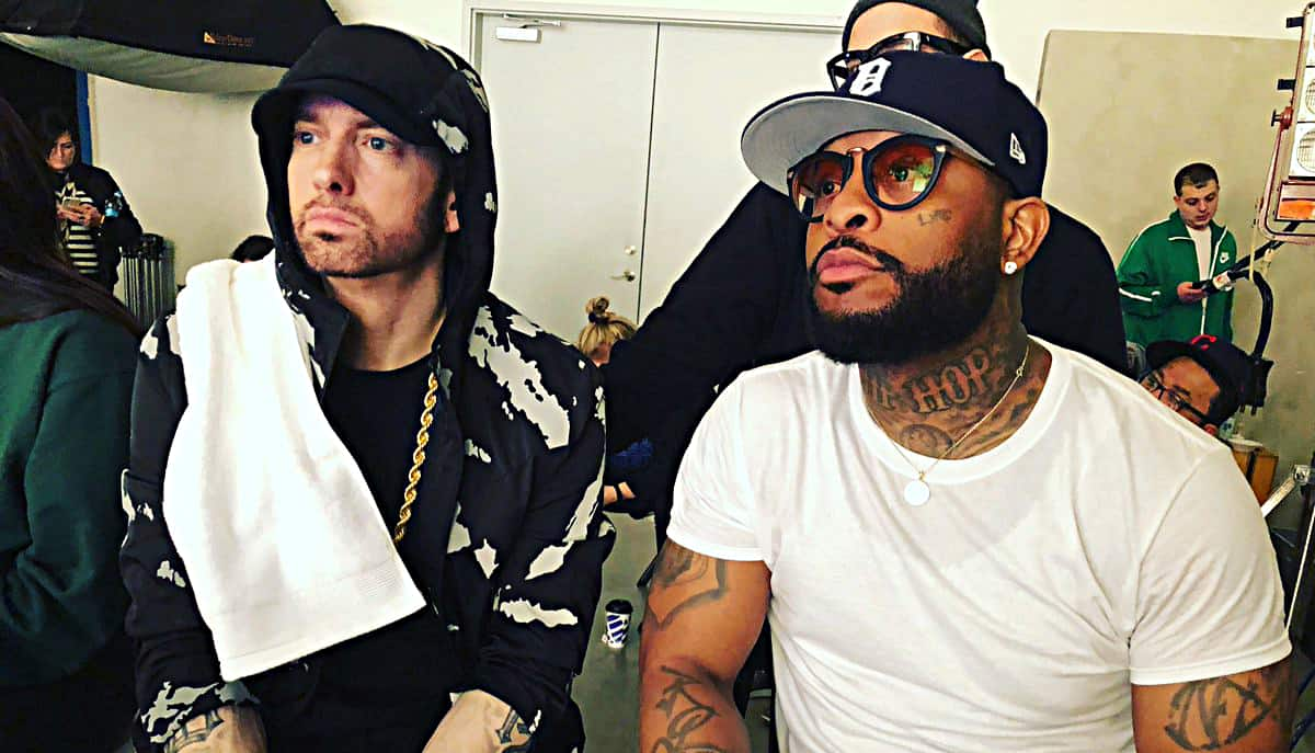 Watch Royce da 5'9 Says Chance Are 'Pretty Good' For Another Bad Meets Evil Album with Eminem