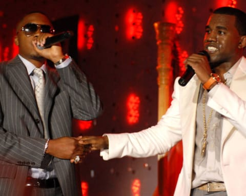 Kanye West Reveals Tracklist For Nas' New Album