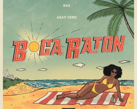 New Music Bas (Ft. ASAP Ferg) - Boca Raton