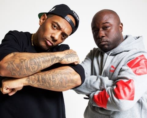 New Music Mobb Deep - Boom Goes The Cannon