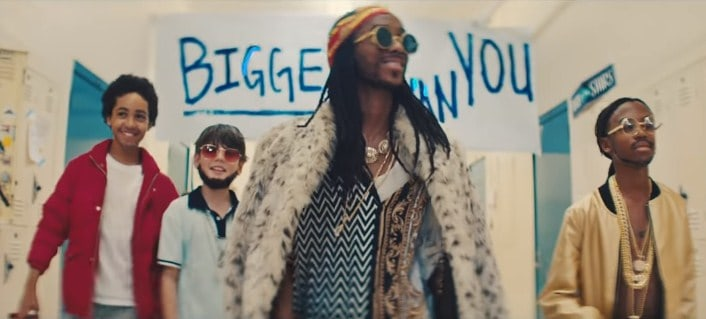 New Video 2 Chainz (Ft. Drake & Quavo) - Bigger Than You