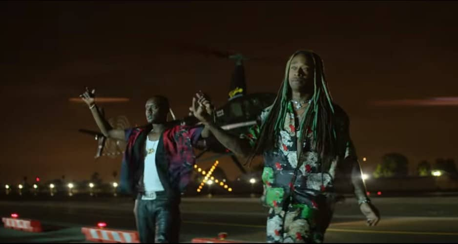 New Video Buddy (Ft. Ty Dolla Sign) - Hey Up There