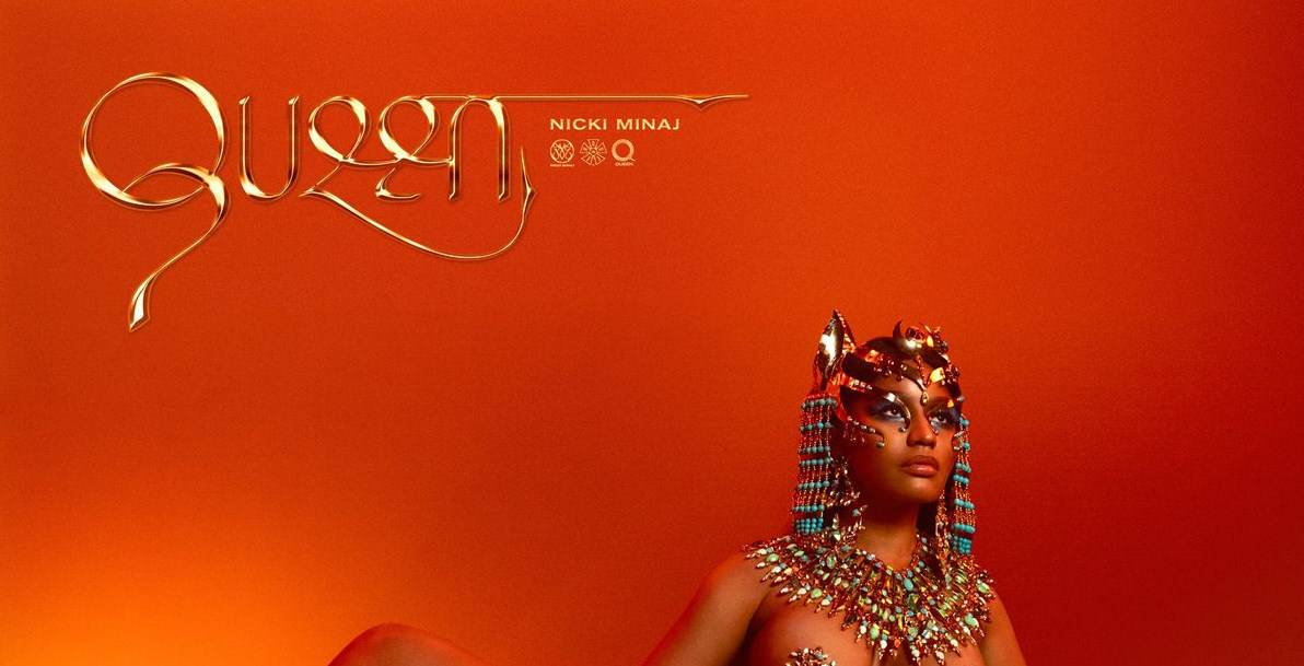 Nicki Minaj Reveals 'Queen' Album Cover