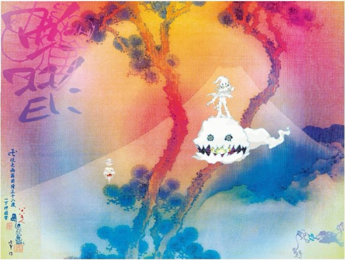 Stream Kanye West & Kid Cudi's New Joint Project 'Kids See Ghosts'