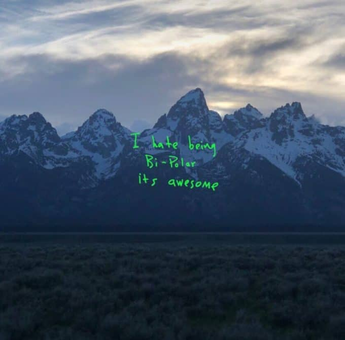 Stream Kanye West's New Album 'Ye'