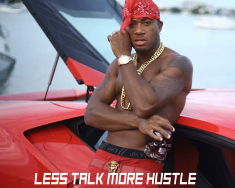 Stream Red Cafe's New Album 'Less Talk More Hustle' Feat. Wiz Khalifa, Yo Gotti, Cardi B, Fabolous, Fetty Wap, Dave East, French Montana & More