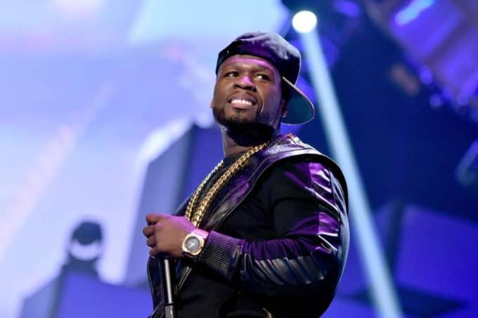 Watch 50 Cent Perform 'Big Rich Town' with Orchestra & Choir at POWER Season 5 Premiere