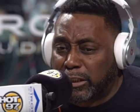 Watch Big Daddy Kane's 'Funkmaster Flex' Freestyle on Hot 97