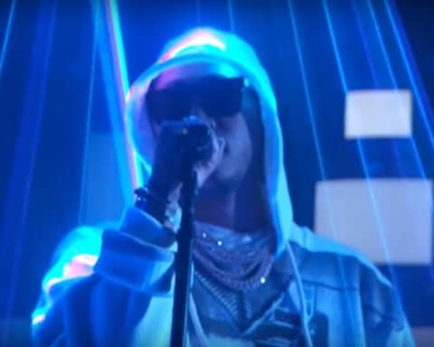 Watch Future Performs 'Nowhere' on Jimmy Kimmel Live