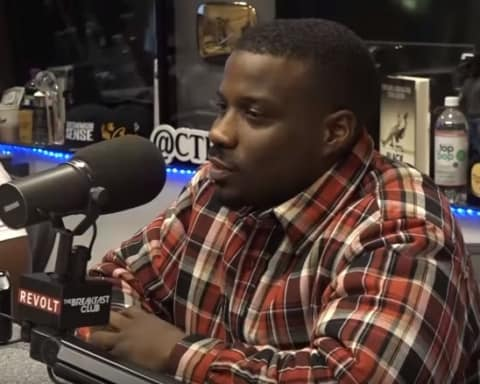 Watch Jay Rock's Interview on The Breakfast Club