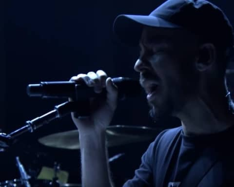 Watch Mike Shinoda Performs 'Crossing A Line' on Jimmy Fallon