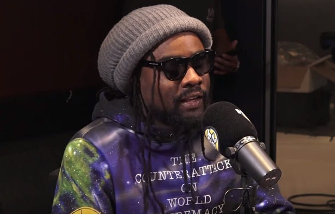 Watch Wale's Awkward Interview with Paul Rosenberg on Hot 97