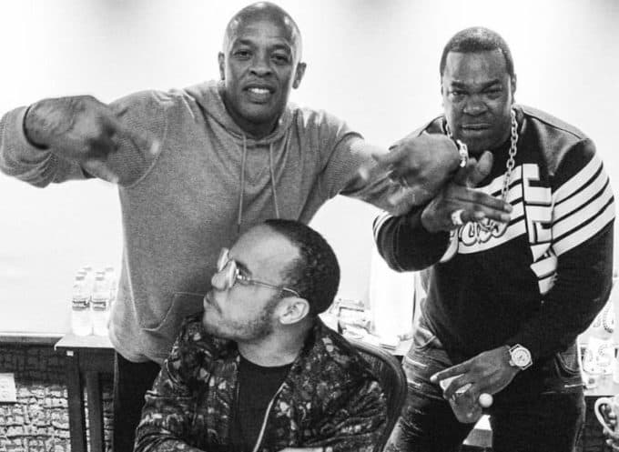 New Music Anderson .Paak (Ft. Busta Rhymes) - Bubblin (Remix)