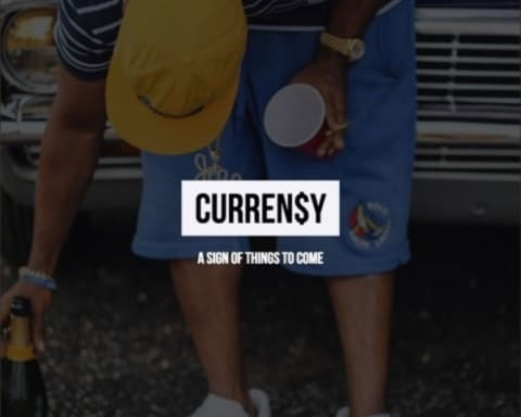 New Music Currensy - A Sign of Things to Come