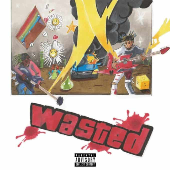 New Music Juice WRLD (Ft. Lil Uzi Vert) - Wasted