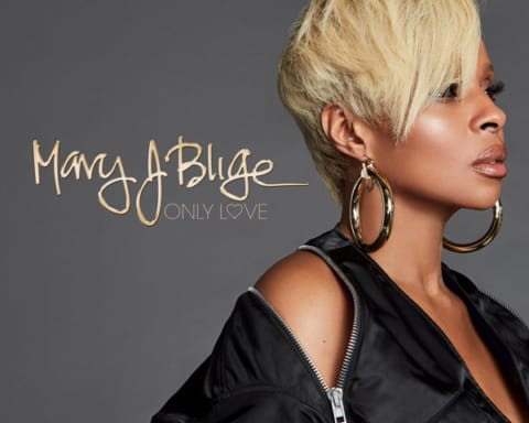 New Music Mary J. Blige - Only Love