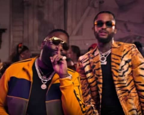 New Video Dave East & Rick Ross - Fresh Prince of Belaire