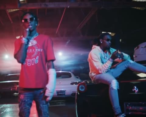 New Video Rich The Kid (Ft. Quavo & Offset) - Lost It